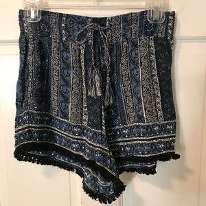 Mudd high waisted 100% rayon shorts.. NEW!!
